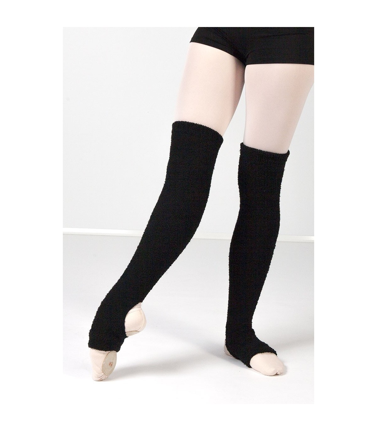 00ed2dc1137d6 Capezio Ultra Soft Self Knit Waistband Footed Tight